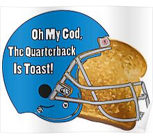 Oh My God, The Quarterback Is Toast! Poster