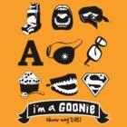 I'm a Goonie! by kacndw
