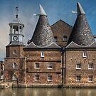 Three Mills  by timmburgess