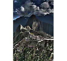 Machu Pichu Photographic Print