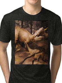 Special Albertosaurus Tri-blend T-Shirt