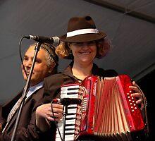 Buddy Knox Blues Band - Piano Accordionist by muz2142
