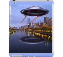UFO Melbourne iPad Case/Skin