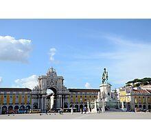 Lisbon Details Photographic Print