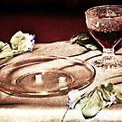 Wedding Communion by Glenna Walker