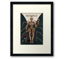 Neotropolis  Framed Print