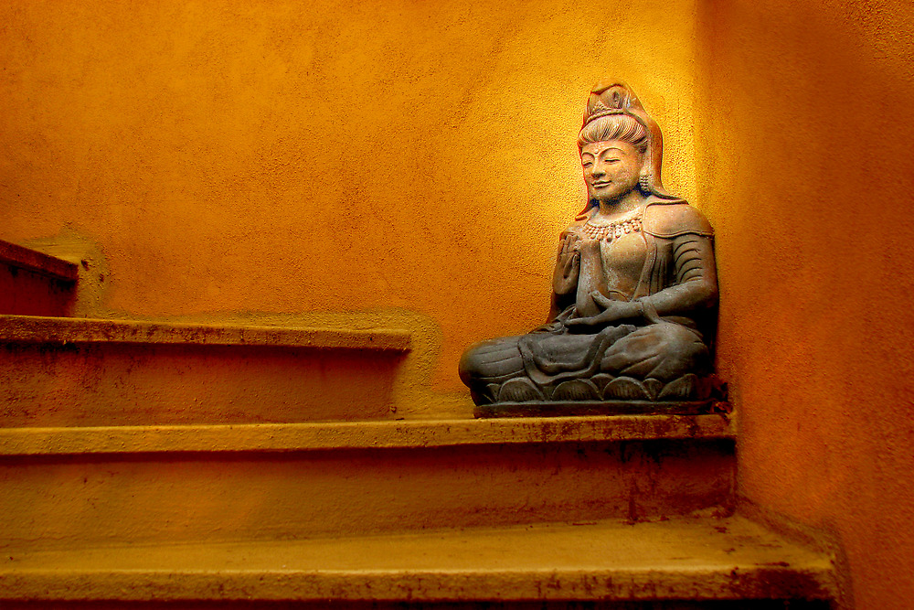 Steps to Enlightenment by John Poon