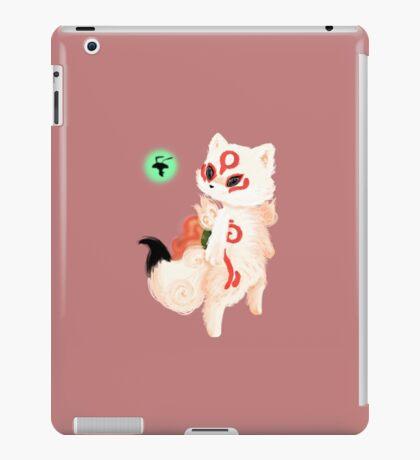 use the brush iPad Case/Skin