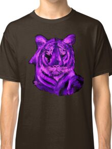 AAG1  PURPLE TIGER Classic T-Shirt