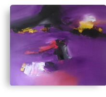 Metaphysical State Canvas Print