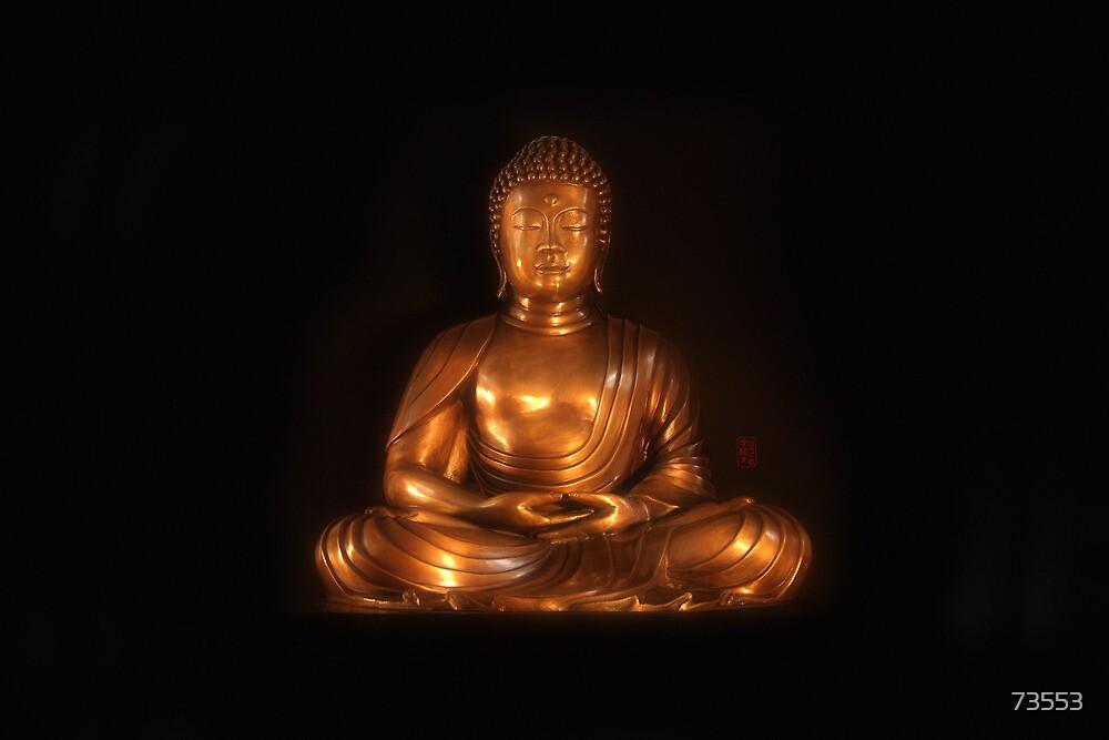 Golden Buddha by 73553