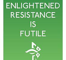 The Enlightened by BiscuitsandJam