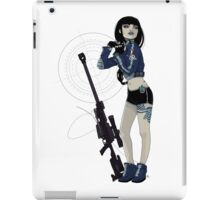 Sniper. iPad Case/Skin