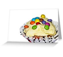 Cupcake Happiness Greeting Card