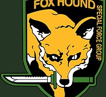 FOXHOUND by TheMouz