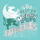 Merry Hippogriffs by pietowel