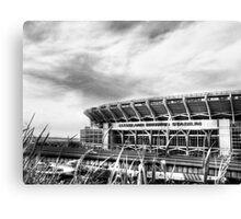 Cleveland Browns Stadium Canvas Print
