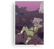 TMNT - Donatello Canvas Print