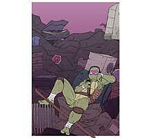 TMNT - Donatello Photographic Print