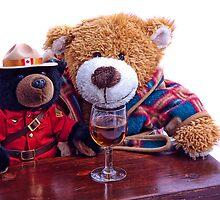 Happy Canada Day by Lynne Morris