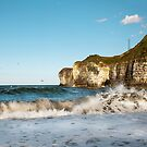 North sea by Gouzelka