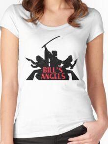 Bill's Angels - Kill Bill Shirt Women's Fitted Scoop T-Shirt