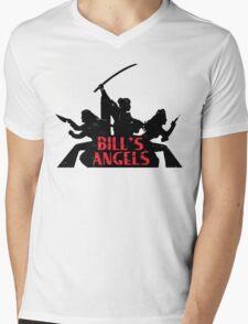 Bill's Angels - Kill Bill Shirt Mens V-Neck T-Shirt