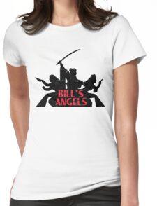 Bill's Angels - Kill Bill Shirt Womens Fitted T-Shirt