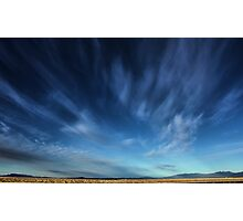 Brushstrokes by Zeus Photographic Print