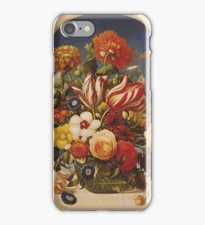 vase of flowers iPhone Case/Skin