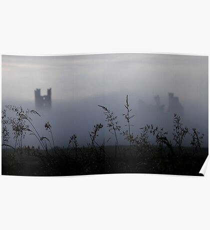 Castle in the Fog Poster