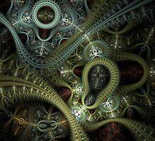 Clock-Work by Virginia N. Fred