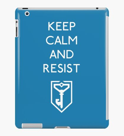 The Resistance iPad Case/Skin