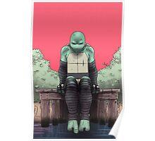 TMNT - Leonardo Poster