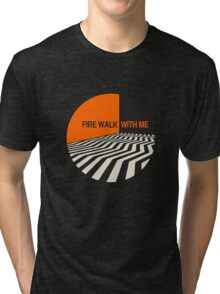 TWIN PEAKS: FIRE WALK WITH ME Tri-blend T-Shirt