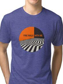 TWIN PEAKS: FIRE WALK WITH ME Tri-blend T-Shirt