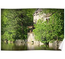 In the shadow of the old mill... Poster