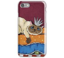 Princess and the Pea iPhone Case/Skin