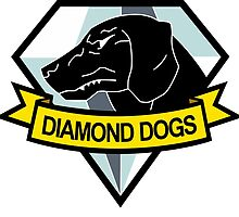 Diamond Dogs Badge by TheMouz
