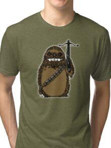 Chewtoro Tri-blend T-Shirt