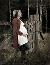 Expectant.... by Carol Knudsen