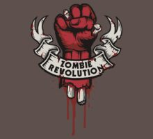 Zombie Revolution! -red- by R-evolution GFX
