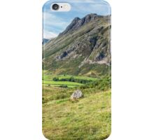 The Langdale Pikes Lake District iPhone Case/Skin