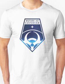 Mutare Ad Custodiam XCOM T-Shirt