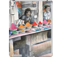 India Colours iPad Case/Skin