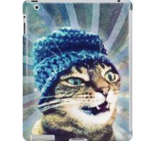 Kitty Glitter iPad Case/Skin
