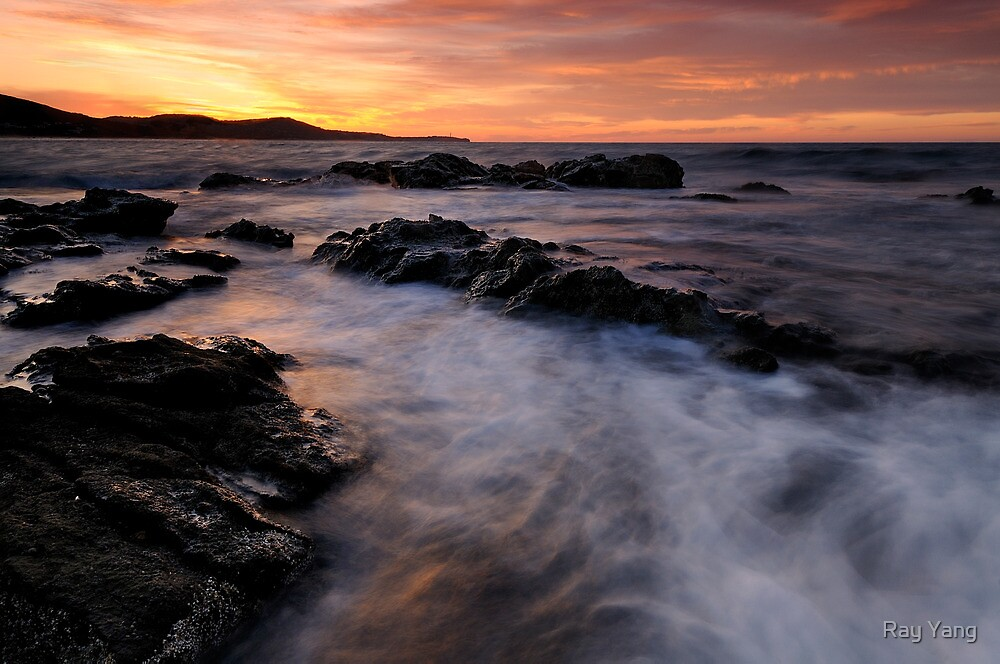 Great Ocean Rocks by Ray Yang