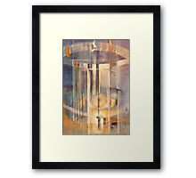 Soul of Parmelia Framed Print