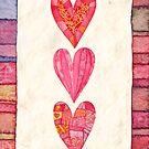 Hearts by vimasi
