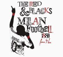 Forza Milan by edwardengland